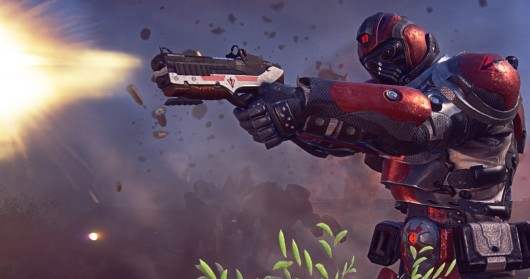 PlanetSide 2 releases first update, promises tutorial and player input