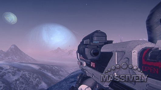planetside 2 guided rocket launcher