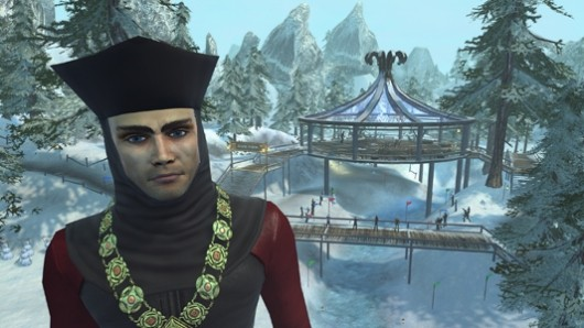 Star Trek Online expands Q's Winter Wonderland