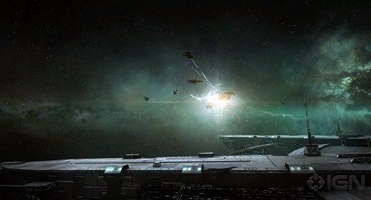 EVE Online Retribution gets launch trailer