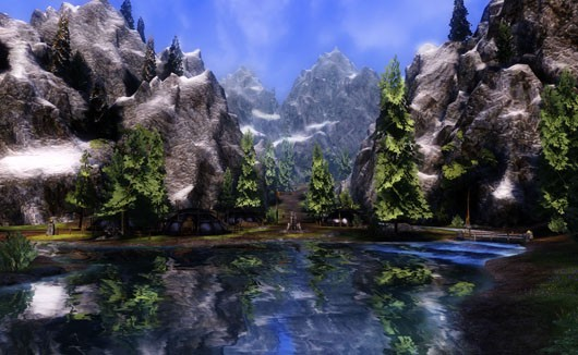 Darkfall Unholy Wars starter area