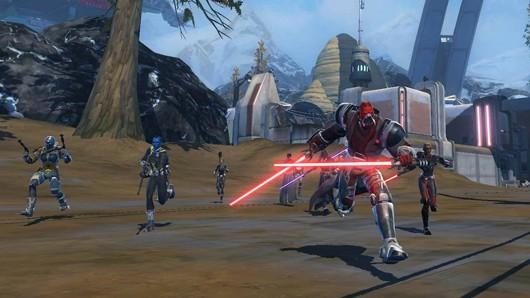 SWTOR will change endgame PvP balance