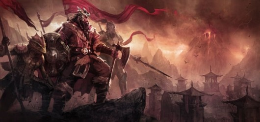 The Elder Scrolls Online regales us with the history of a king