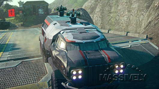 PlanetSide 2 - TR Sundy