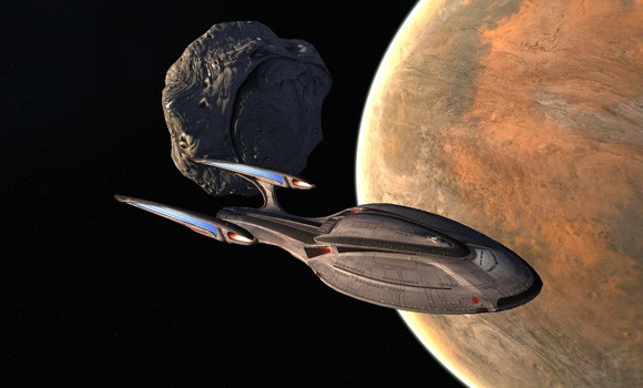 STO USS Enterprise 1701-F