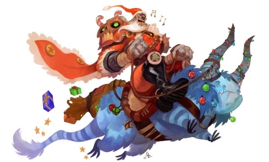 WildStar hints at future holiday content