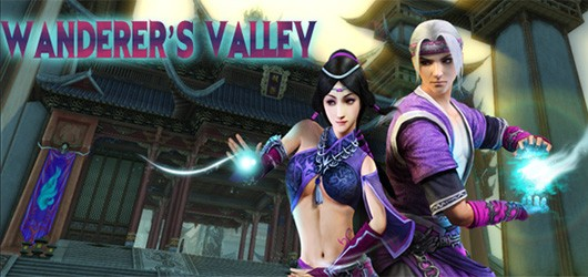 Age of Wushu highlights a third school Wanderer's Valley