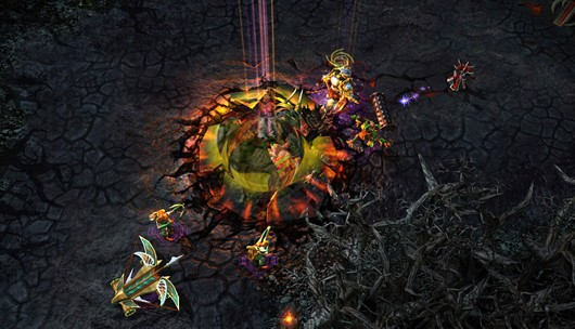 Heroes of Newerth's 3.0 update focused on new player friendliness
