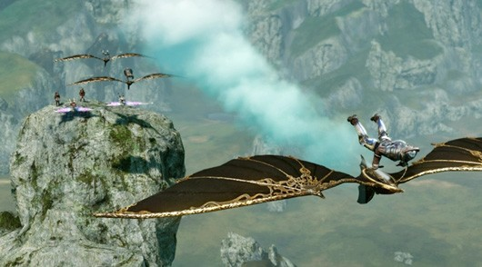 ArcheAge - I want one of these gliders