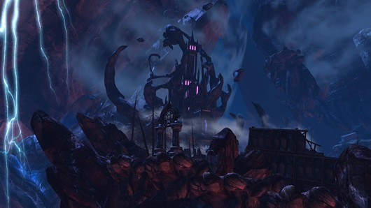 Neverwinter - dark castle