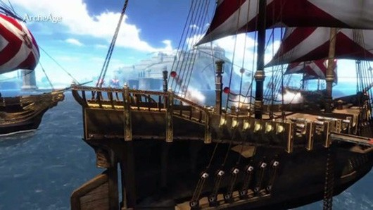 Guide and video share the howto of boatbuilding in ArcheAge
