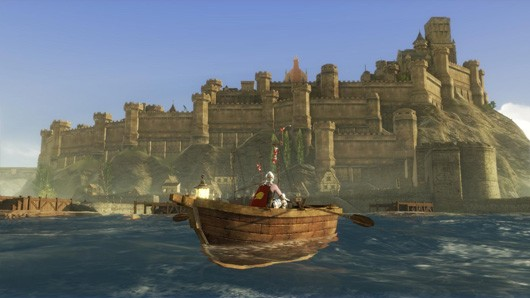ArcheAge videos offer glimpses of crafting, questing, and undead