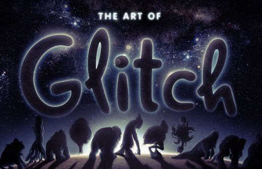 Glitch art book shatters fundraising campaign goal