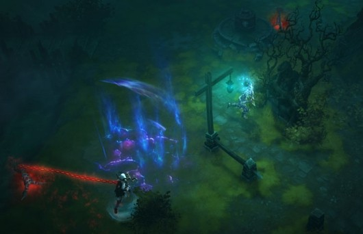 Diablo III lays out the welcome mat for patch 107 testing