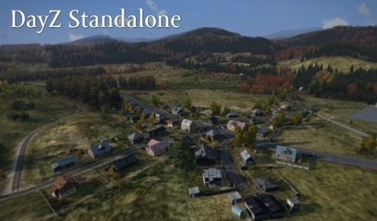 DayZ standalone version jacks up graphics, player customization