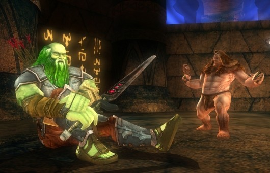 A tour of DDO Update 17 Return to Gianthold