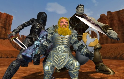 The Daily Grind What obstacle keeps you from playing an otherwise promising MMO