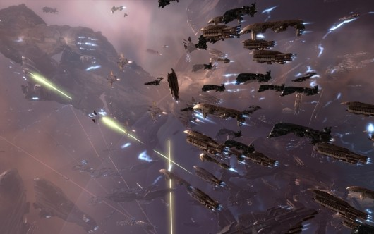 EVE Online gets 'ambitious' in 2013