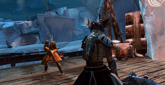 Guild Wars 2's Flame and Frost Prelude coming January 28