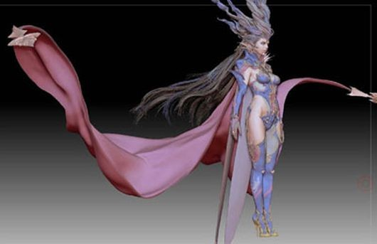 ffxiv shiva epl 122 Final Fantasy XIV shows off early Shiva renders