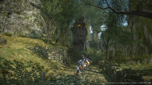 Final Fantasy XIV A Realm Reborn producer teases something's coming January 7th