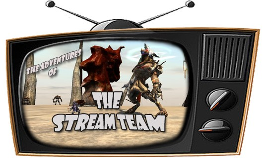 The Stream Team Over the cliff edition, January 14  20, 2013