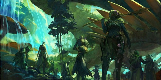 Guild Wars dev diaries discuss new rewards, achievement system, and other changes