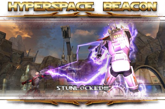 Hyperspace Beacon SWTOR's stunlocked!
