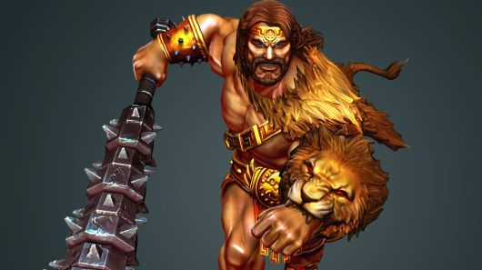 SMITE's Hercules