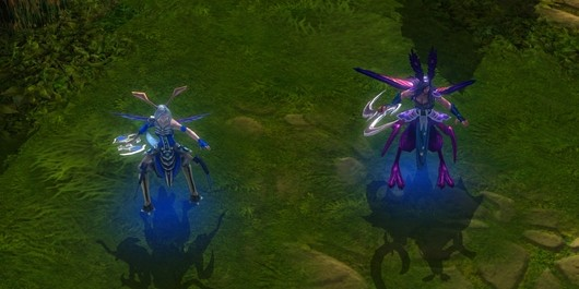 Heroes of Newerth characters