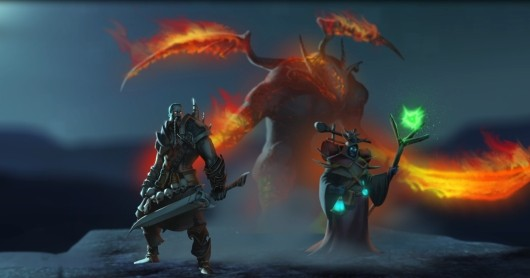 Massively Exclusive Heroes of Newerth gameplay trailer