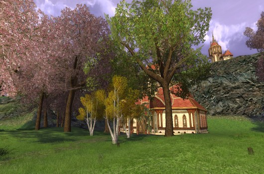 LOTRO Falathlorn House