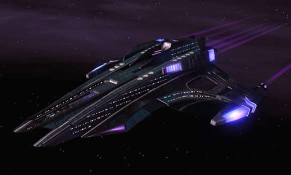 STO Jem'Hadar Escort Carrier