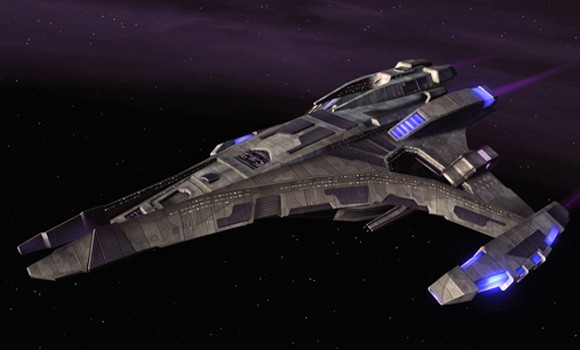 STO Jem Hadar Dred carrier