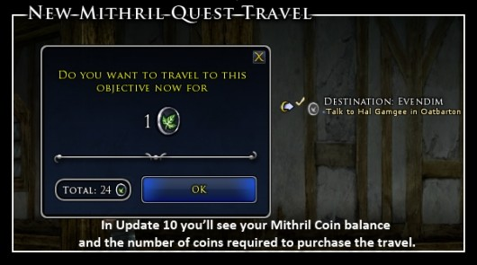 LotRO introduces flexible storebought currency