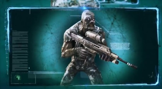 Defiance video spotlights mutants