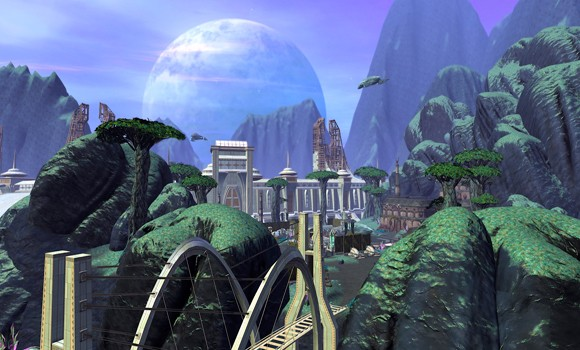 STO New Romulan Vista