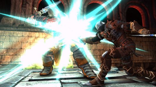 New Neverwinter screens show off Blackdagger Ruins and Vellosk