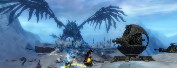 Flameseeker Chronicles The open world and you