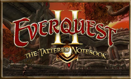 The Tattered Notebook  Pitfalls of powerleveling in EQII
