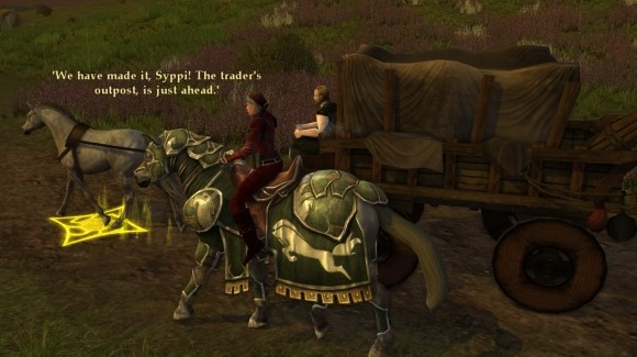 The Road to Mordor The mounted combat verdict