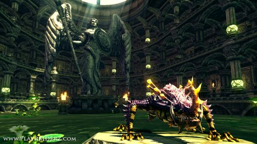 Screenshot -- RaiderZ: Broken Silence