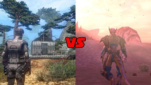 Leaderboard - The Repopulation vs Origins of Malu