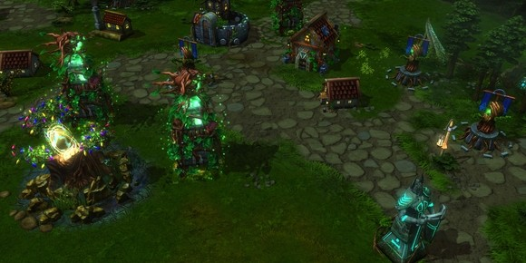 Heroes of Newerth patch 30 aiming at new player experience