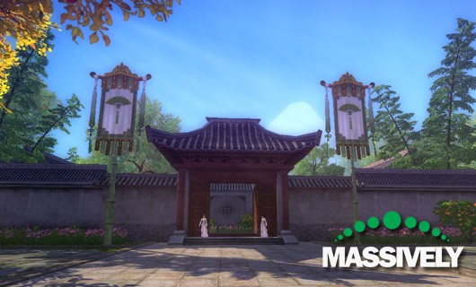 New Age of Wushu trailer gives a peek into the various schools