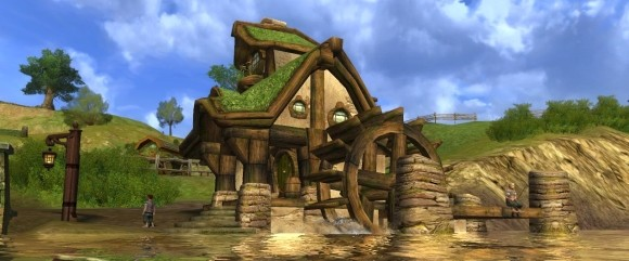 LotRO devs talk Updates 10 and 11