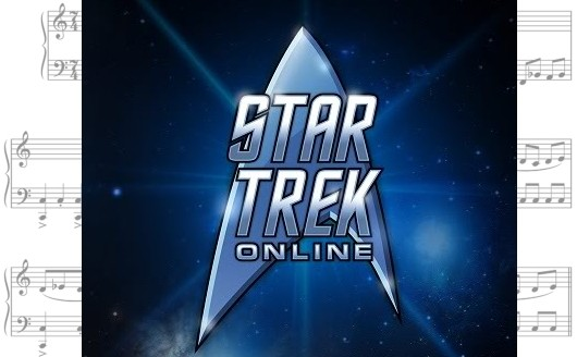 Jukebox Heroes Star Trek Online's score