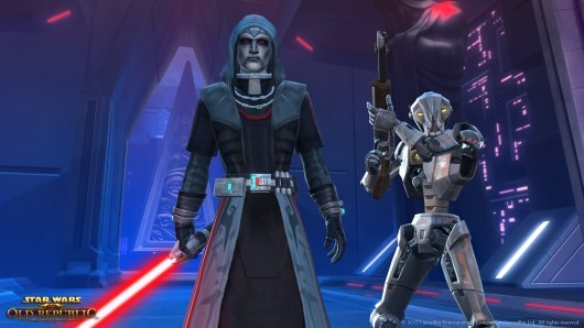 EA 'pleased' with SWTOR F2P so far