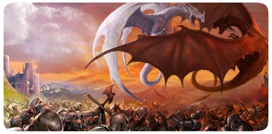 War of Dragons artwork