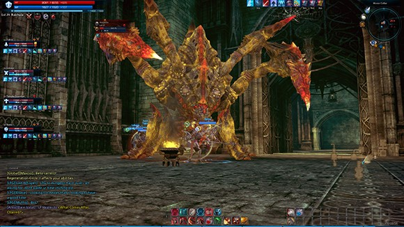 TERA Boss